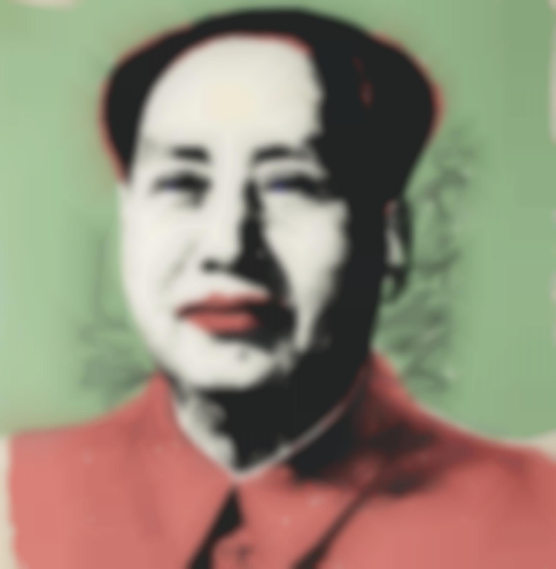 Andy Warhol-Mao (F. & S. II.95)-1972