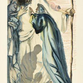 Salvador Dali-The Divine Comedy (M. & L. 1039-1138; See Field Pp. 189-200)-1964