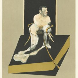 Francis Bacon-Portrait Of John Edwards, From: Triptych (1986-87)-1987