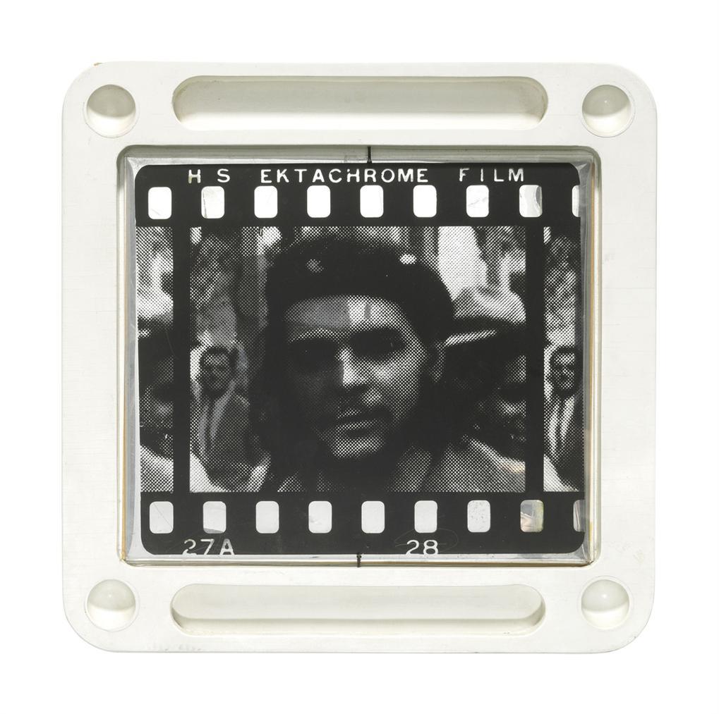 Joe Tilson-Transparency, Che Guevara-1968