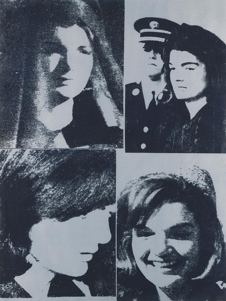 Andy Warhol-Jacqueline Kennedy III (Jackie III), From: 11 Pop Artists III-1966