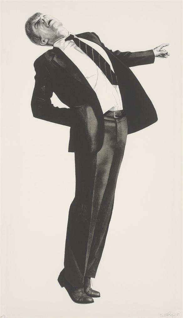 Robert Longo-Edmund-1985