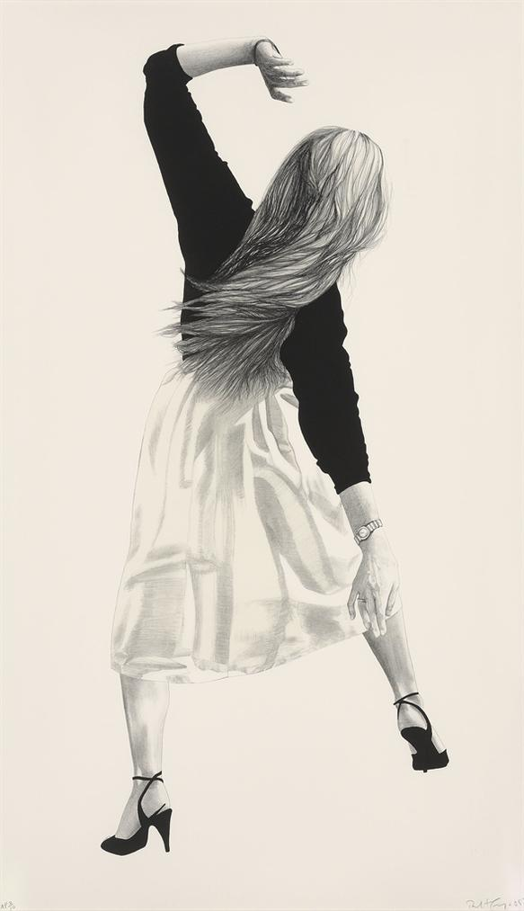 Robert Longo-Anne-1985