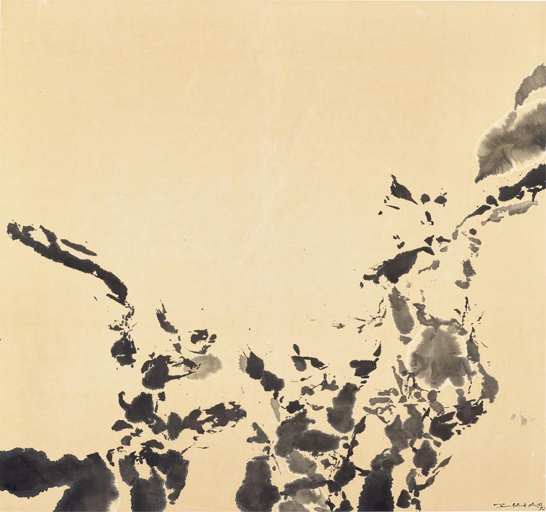 Zao Wou-Ki-Untitled-1997