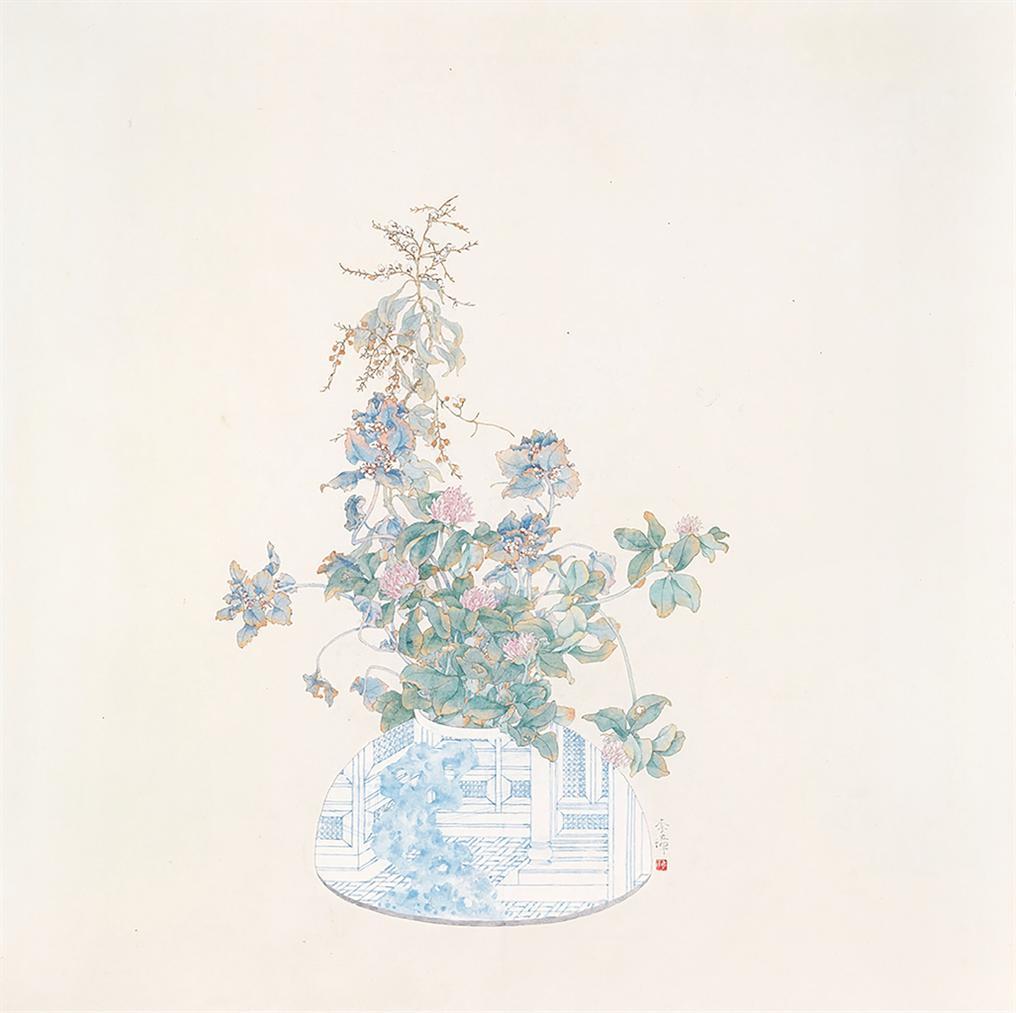 Li Zhang-The Plants - No. 12-2016