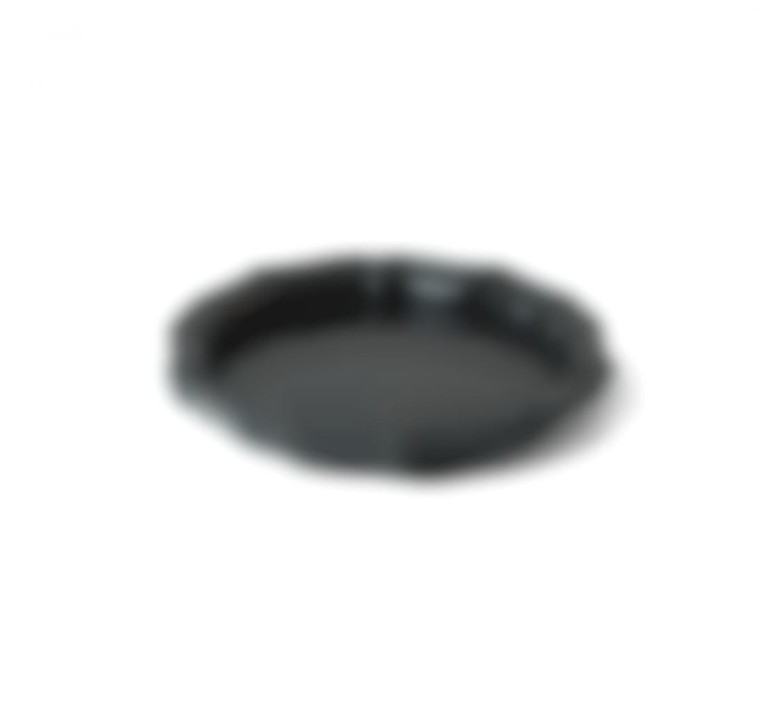 Shen Kelong - A Black Lacquer Dish-2018