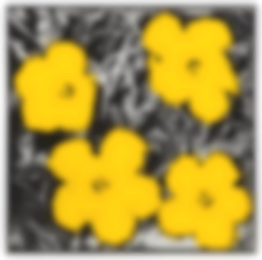 Andy Warhol-Flowers-1978