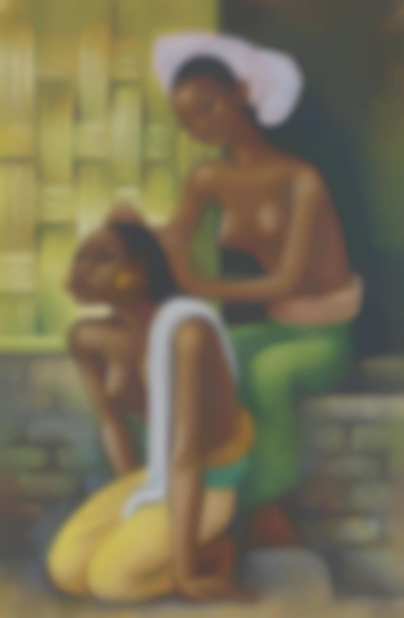 Miguel Covarrubias-The Beauty Ritual-