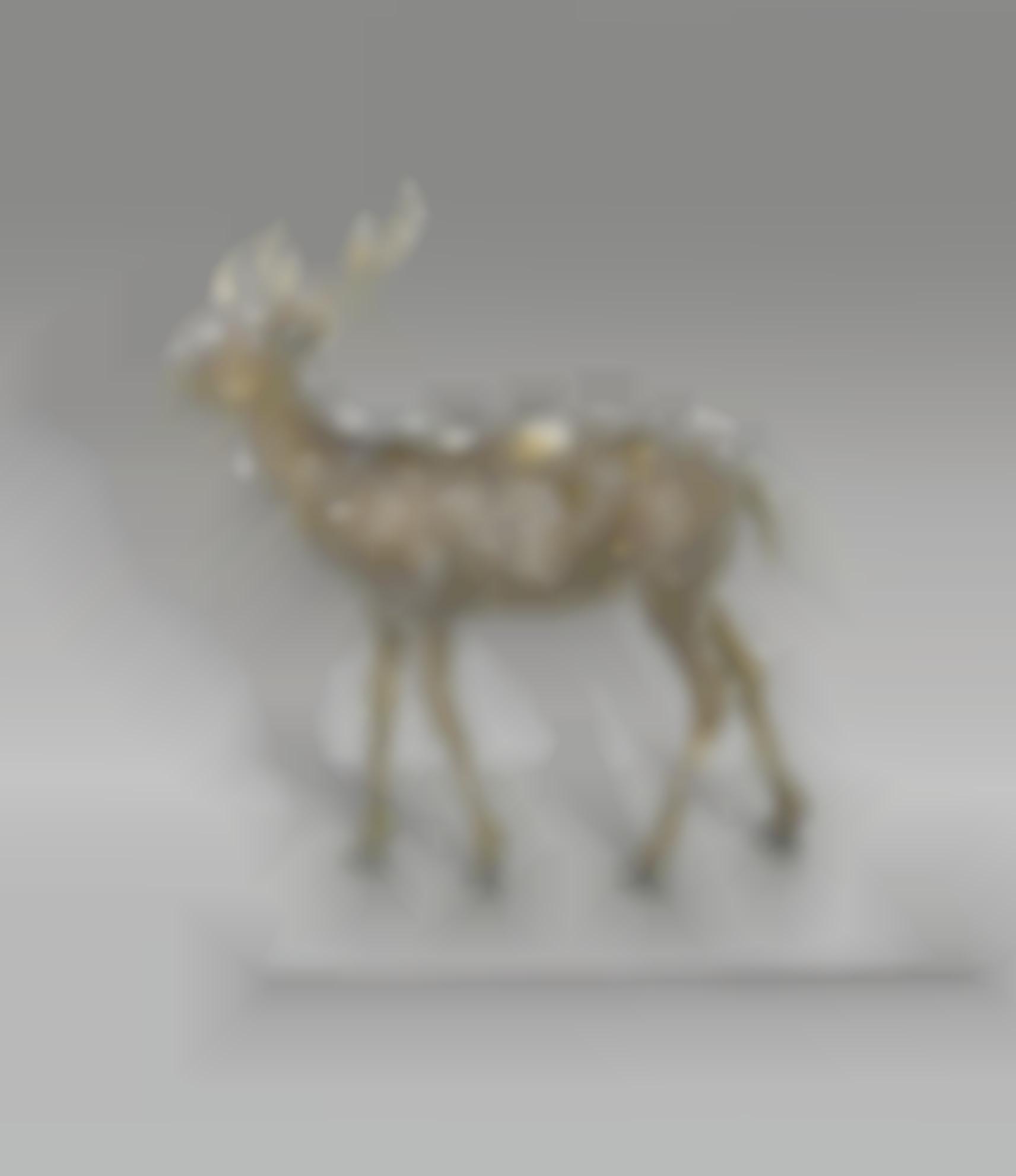Kohei Nawa-Pixcell - Deer No. 27-2012