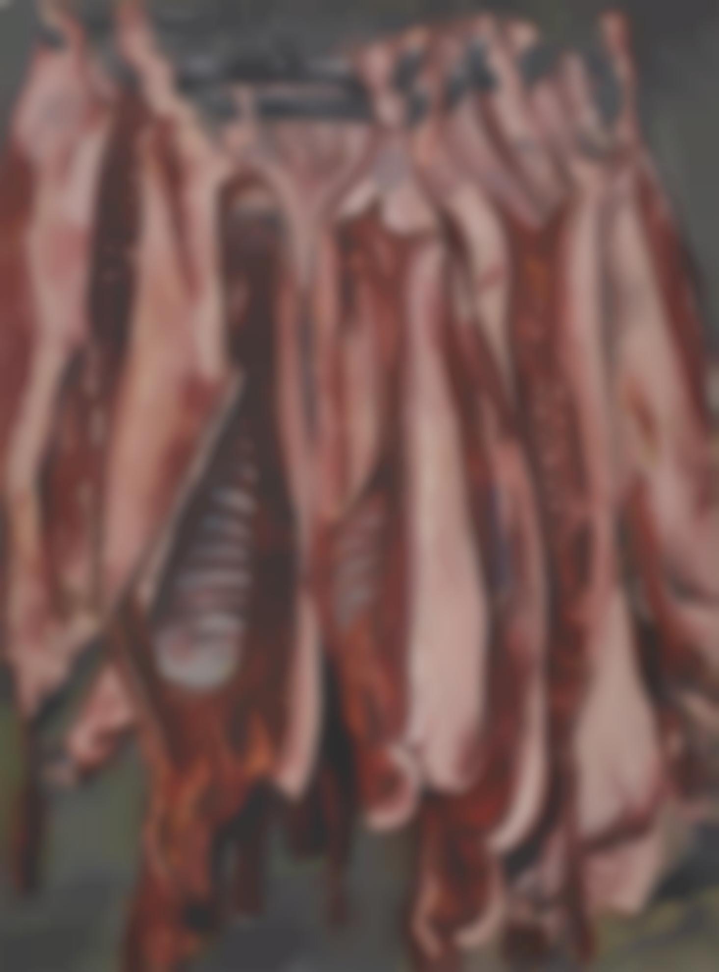 Zeng Fanzhi-Meat-1992