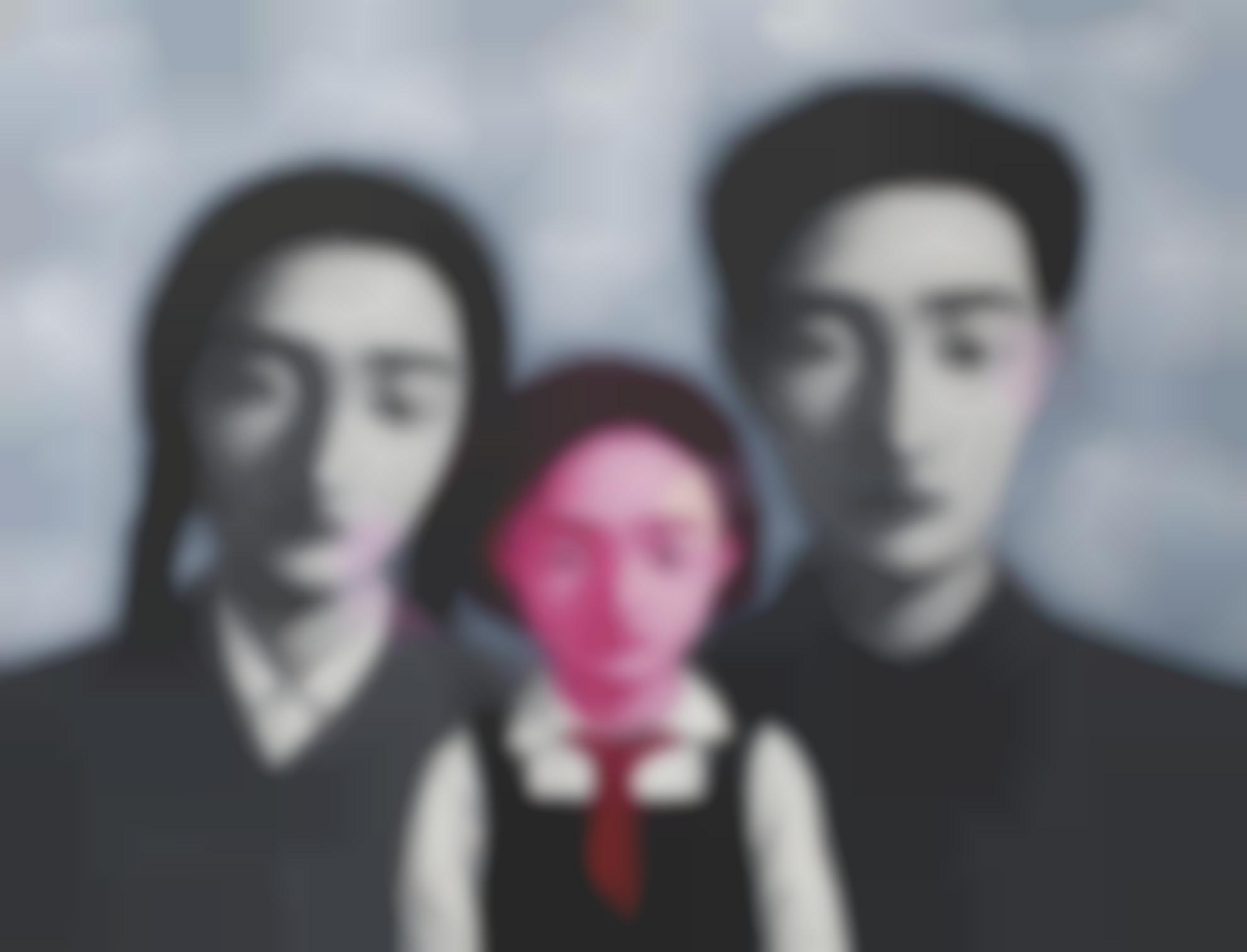 Zhang Xiaogang-Bloodline - The Big Family No. 1 1997-1997