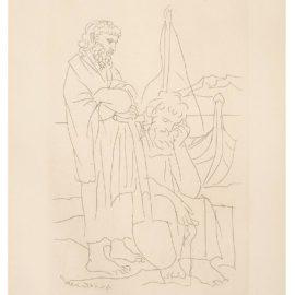 Pablo Picasso-Lysistrata Suite-1934