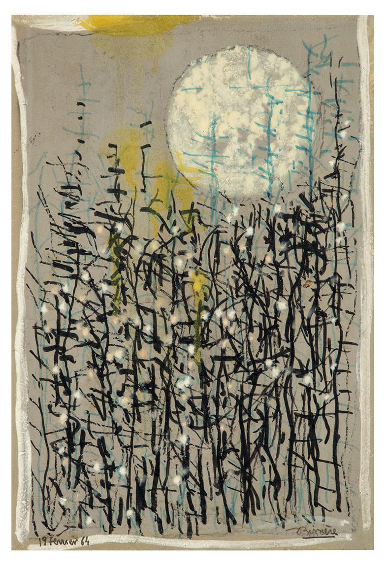 Roger Bissiere-Untitled-1964