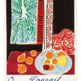 Henri Matisse-Nice: Travail Et Joie-1948
