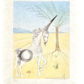 Salvador Dali-The Twelve Tribes Of Israel-1973