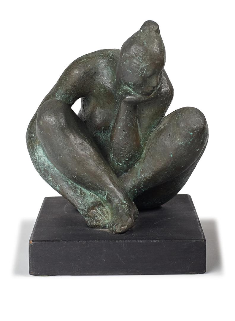 Francisco Zuniga-Seated Victoria-1969