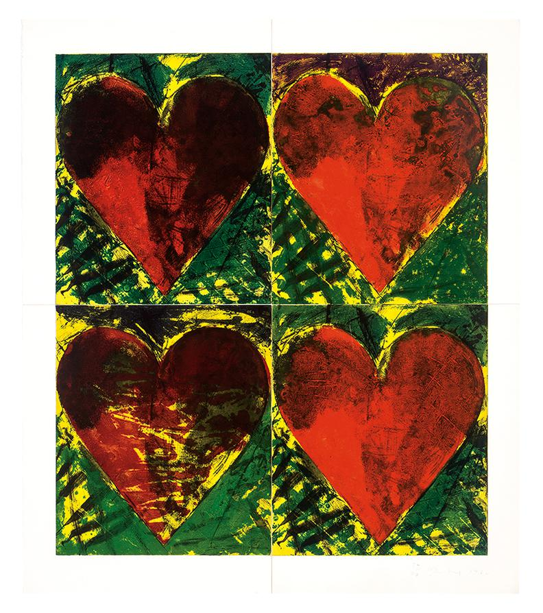 Jim Dine-L.A. Eye Works-1982