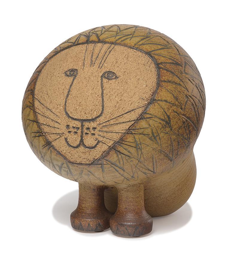 Lisa Larson - Large Lion-1965