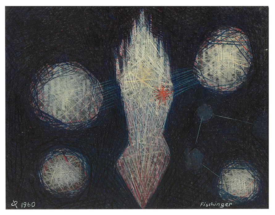 Oskar Fischinger-Affinity-1960
