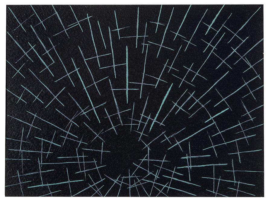 Oskar Fischinger-Untitled-1963