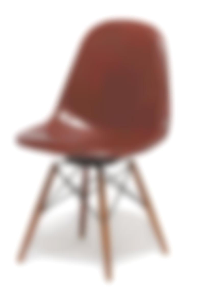 Charles & Ray Eames - Wire Mesh Chair-1953