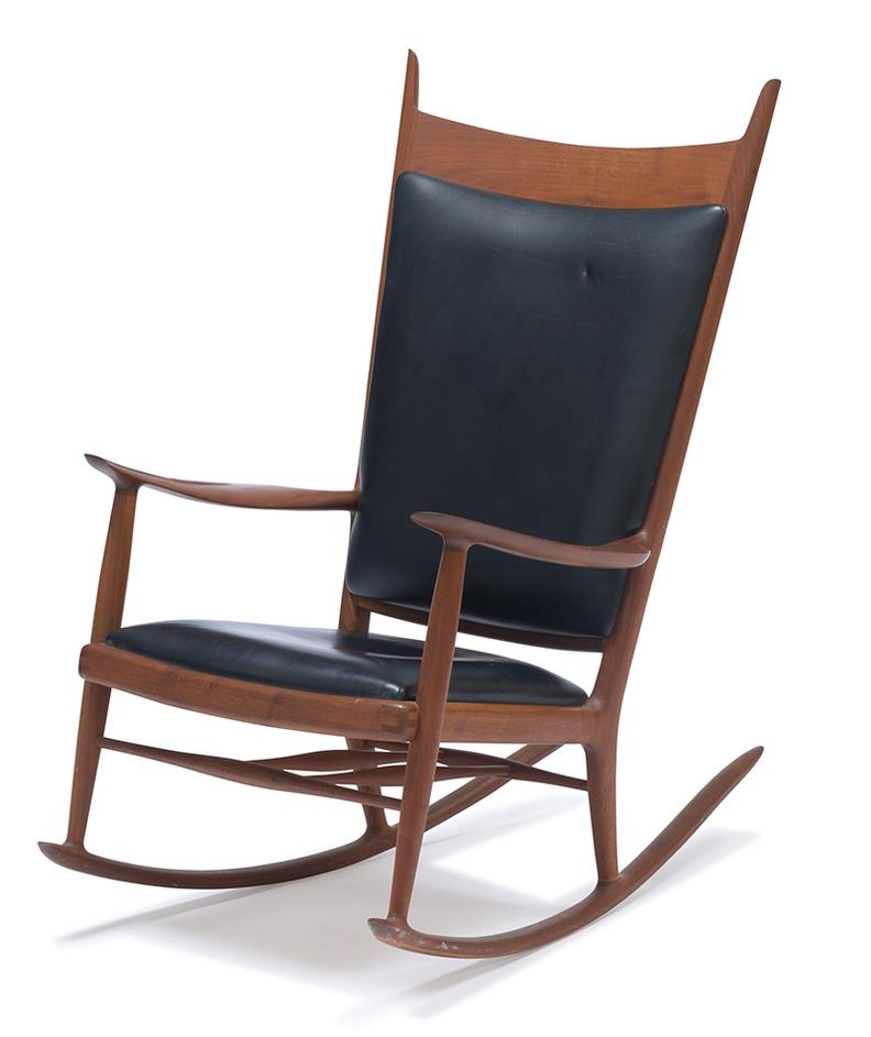 Sam Maloof - Rocking Chair-1970