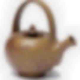 Paul Soldner-Teapot-1965