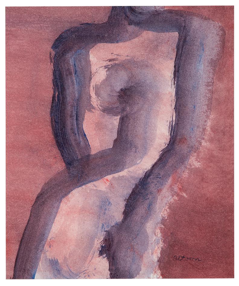 John Altoon-Untitled-1960