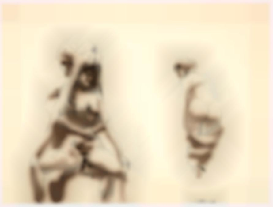 John Altoon-Untitled-1968