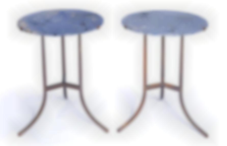 Cedric Hartman - End Tables (2)-1970