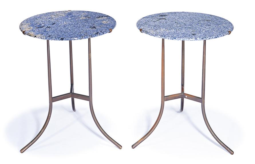 Cedric Hartman - End Tables (2)-1970