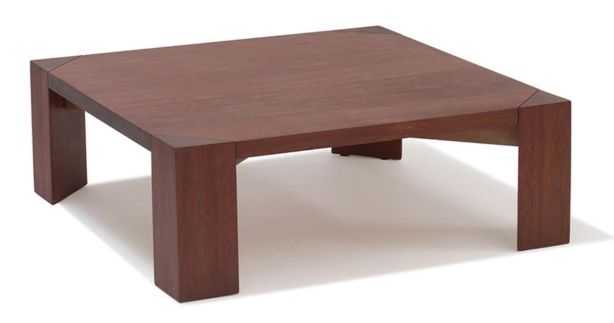 Sherrill Broudy Attributed - Coffee Table-1980
