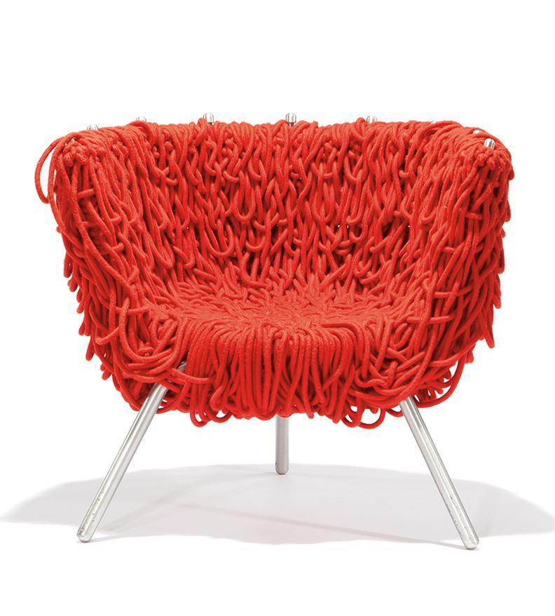 Fernando & Humberto Campana - Vermelha Chair-1998