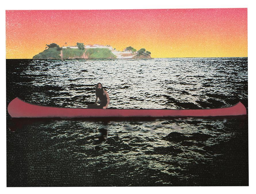 Peter Doig-Canoe - Island-2000