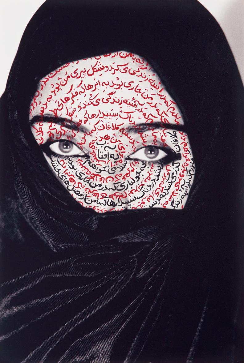 Shirin Neshat-I Am Its Secret-1993