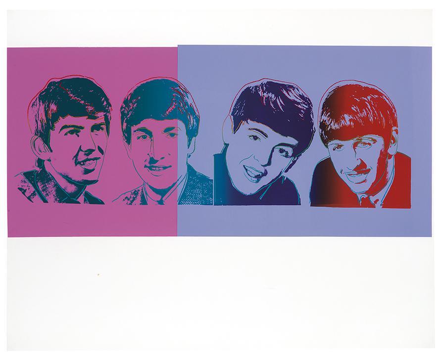 Andy Warhol-Beatles-1980
