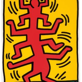 Keith Haring-Growing Suite-1988