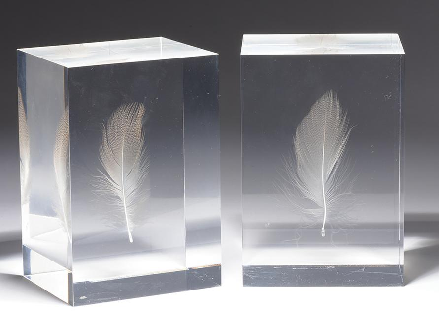Shiro Kuramata - Floating Feather (2)-1990