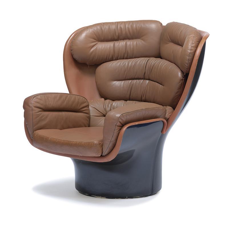 Joe Colombo - Elda Chair-1963
