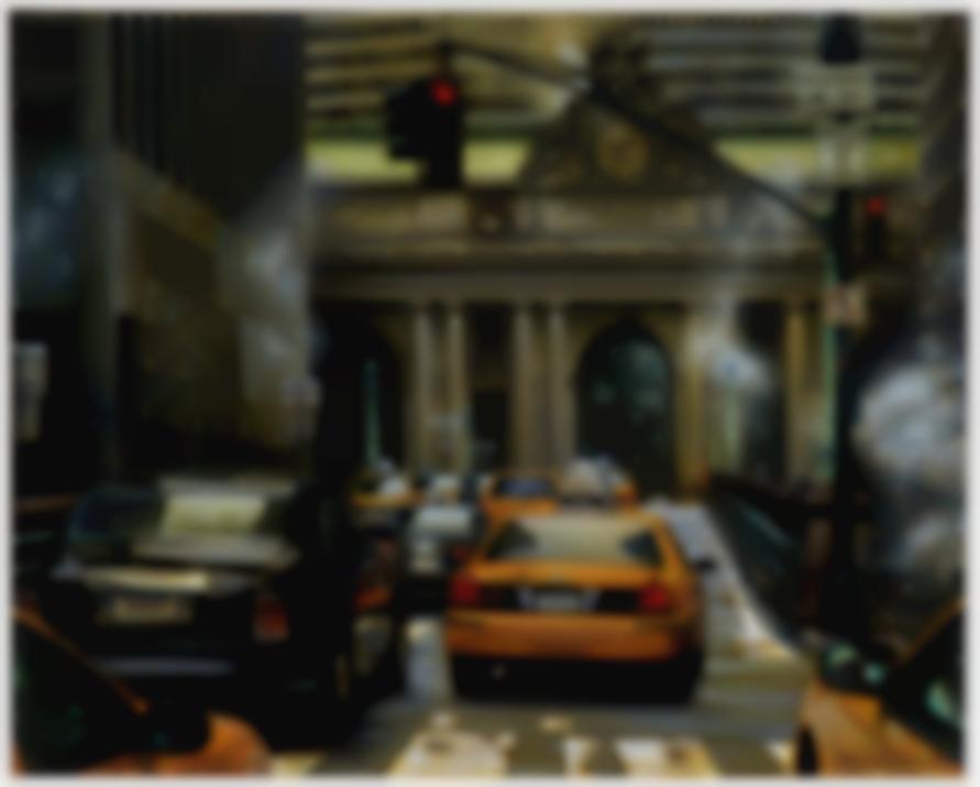 Bruce Braithwaite - Grand Central Over 42Nd-2011