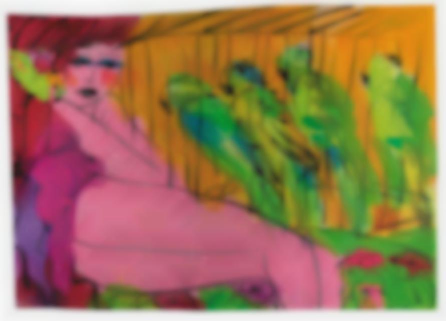 Walasse Ting-Untitled-