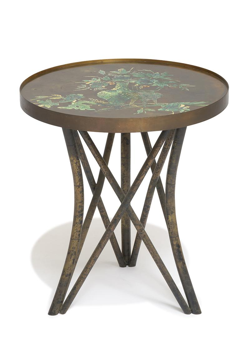 Philip & Kelvin Laverne - Shang Ti Occasional Table-1965