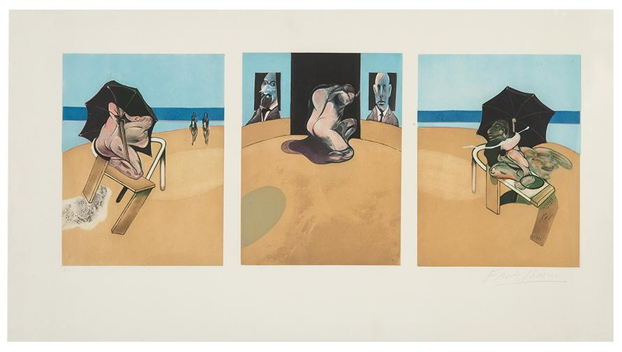 Francis Bacon-Triptych-1981