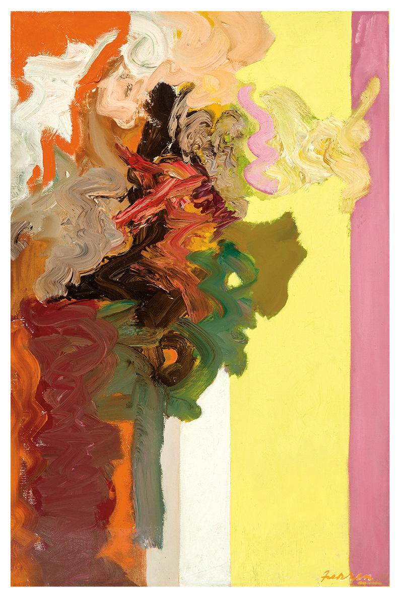 John Ferren - Untitled-1960