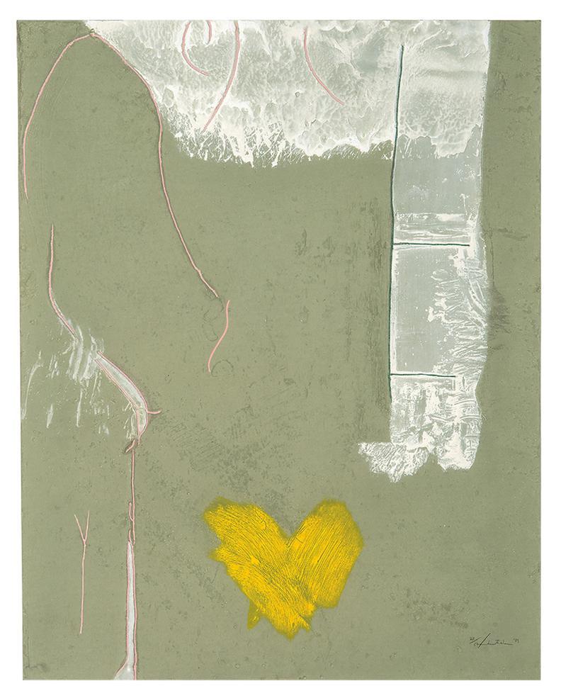 Helen Frankenthaler-Alaska-1989