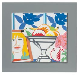 Tom Wesselmann-Still Life-1988