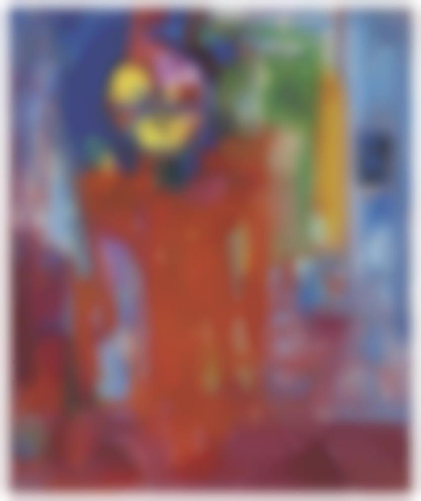 Hans Hofmann-Untitled-1938