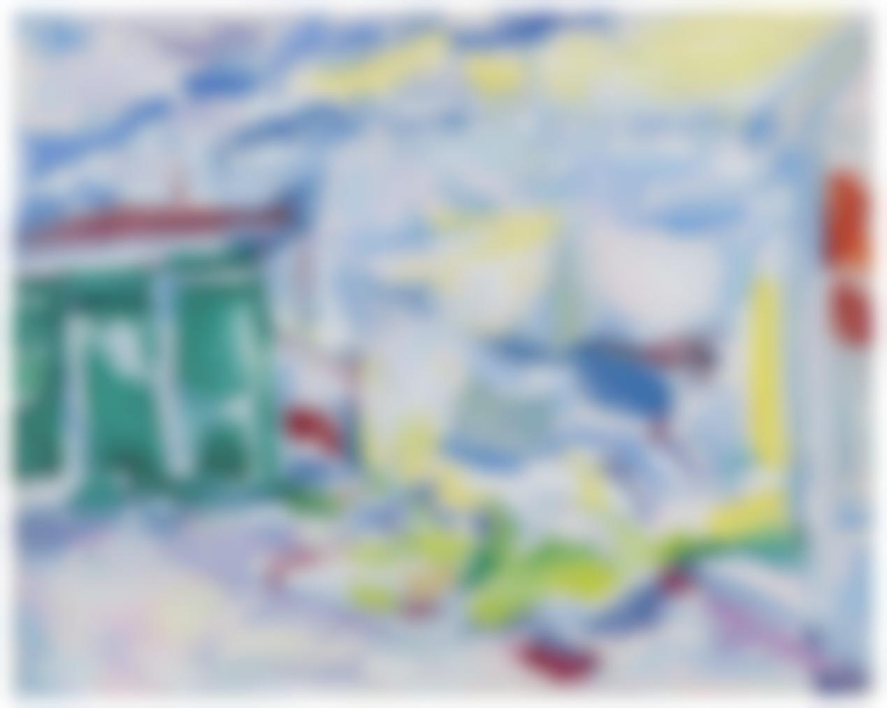 Hans Hofmann-Untitled No. 27-1936