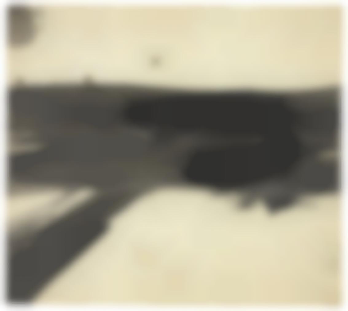 Franz Kline-Sketch For Riverbed-1961