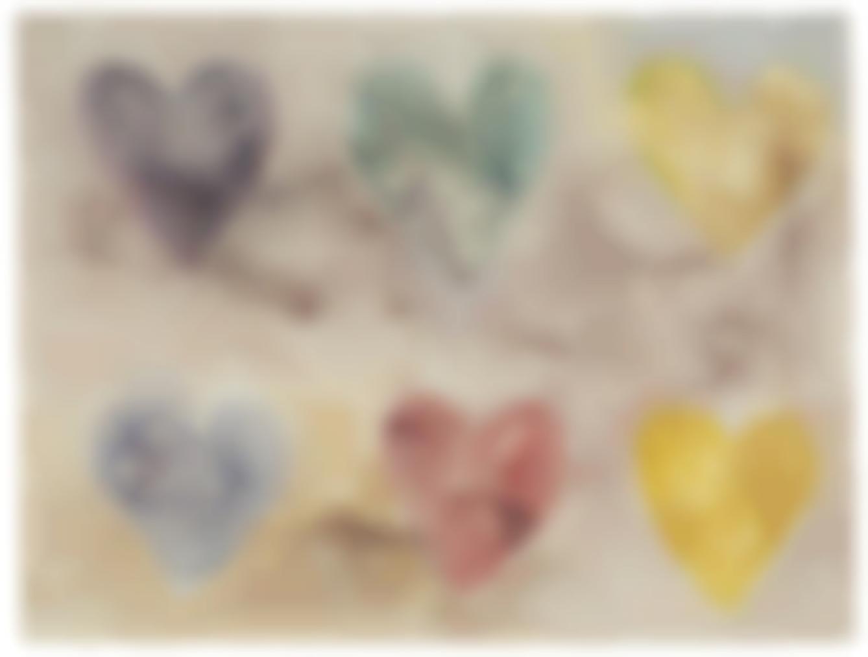 Jim Dine-Hearts-1969